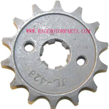 4 Stroke  14mm/17mm Shaft 14Tooth Driver Sprocket For 428 Chain