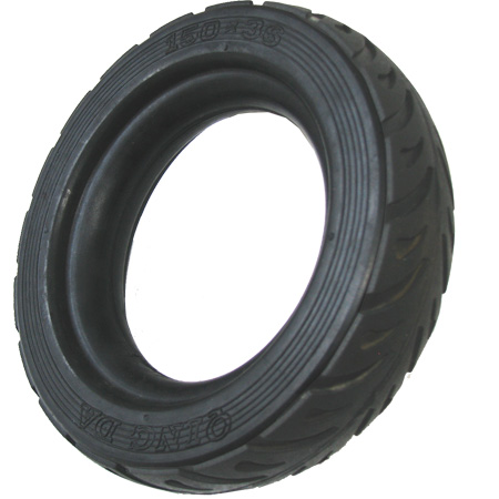2 stroke 23cc 26cc Goped 150X36 Solid Tire 6 1 1/4 inch tire