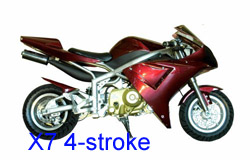 4 Stroke FS529A X7 Pocket Bike