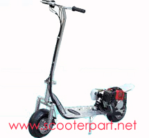 43cc SQ-04B Gas Scooter Parts